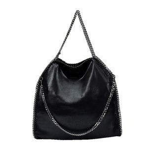 Luxury Black Chain Bag